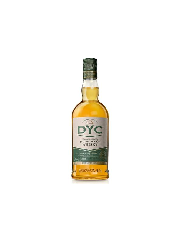DYC PURE MALT 0.70 L. - Malt Whisky