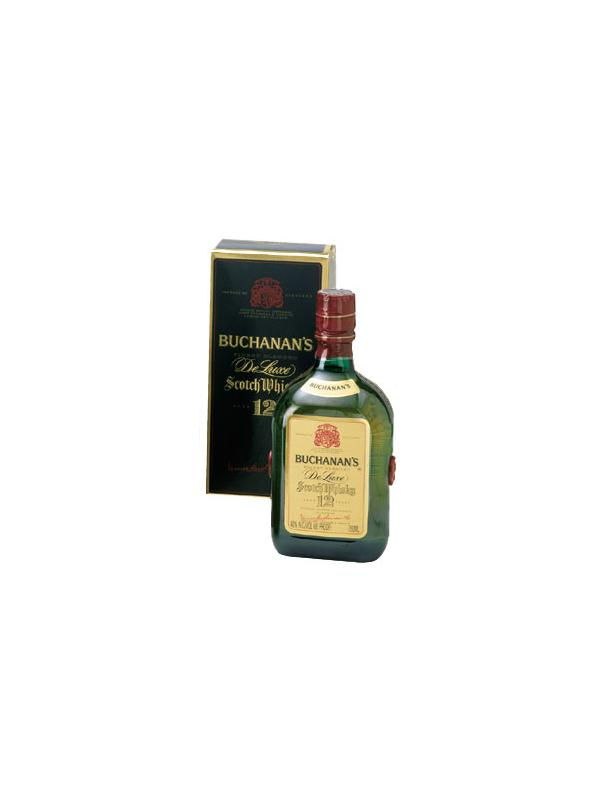 BUCHANAN´S DE LUXE 12 AÑOS 1 L. - Scotch Whisky