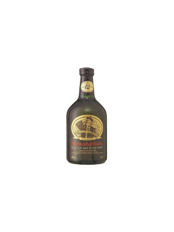 BUNNAHABHAIN 12 AÑOS 0.70 L. - Malt Whisky