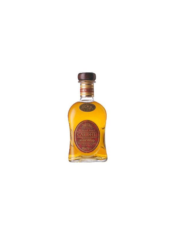 CARDHU 12 AÑOS 0,70 L. - Malt Whisky