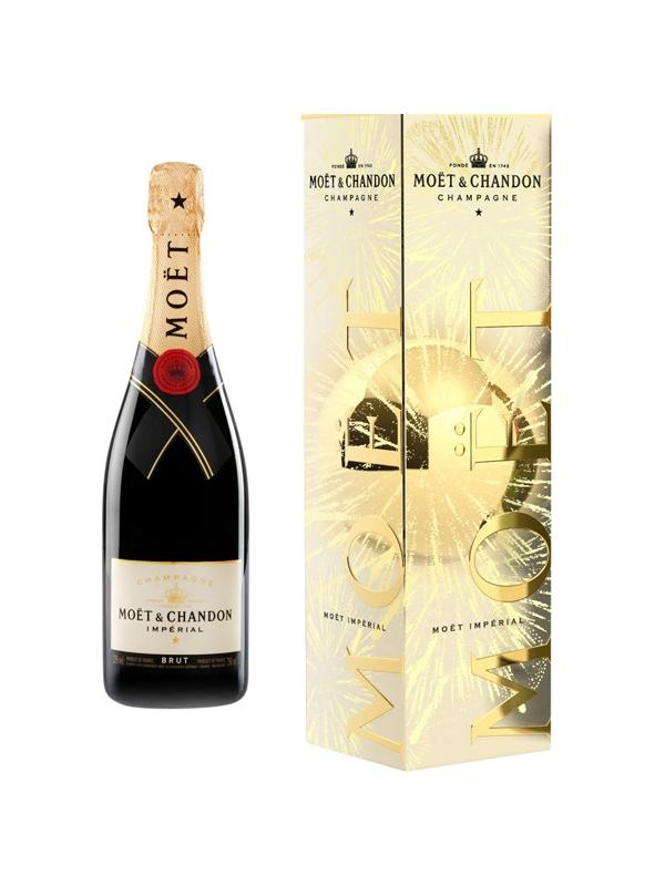 MOET CHANDON BRUT IMPERIAL - Champagne