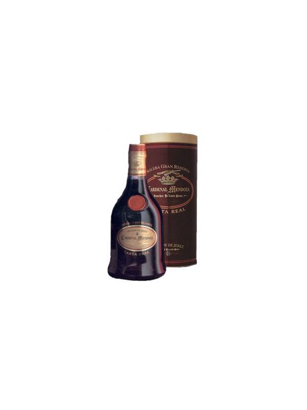 CARDENAL MENDOZA CARTA REAL GRAN RESERVA 0,70 L. - Brandy de Solera
