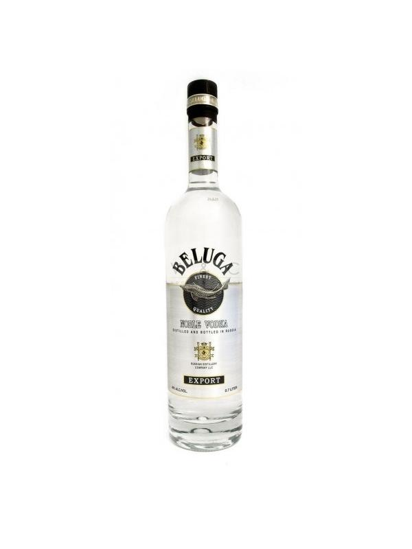 VODLA BELUGA NOBLE RUSSIAN 1L. - Vodka