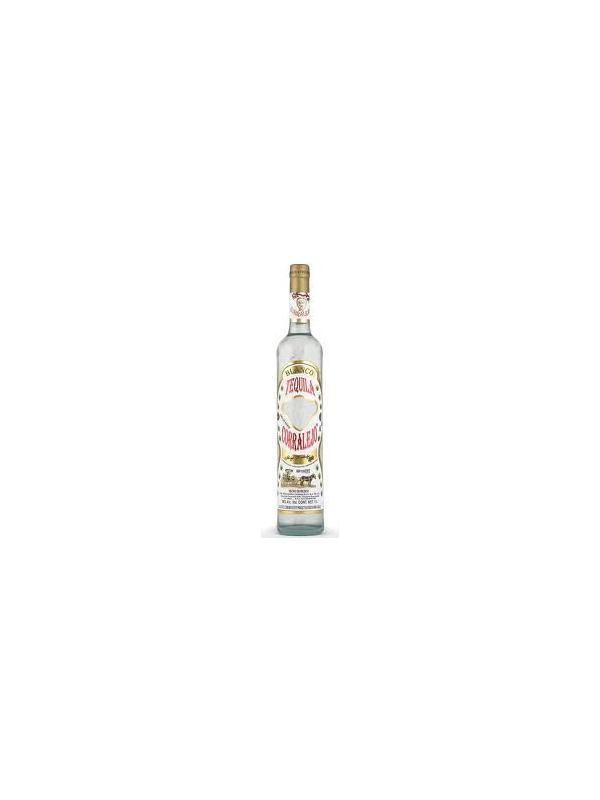 TEQUILA CORRALEJO BLANCO 0.70L. - Tequila de México