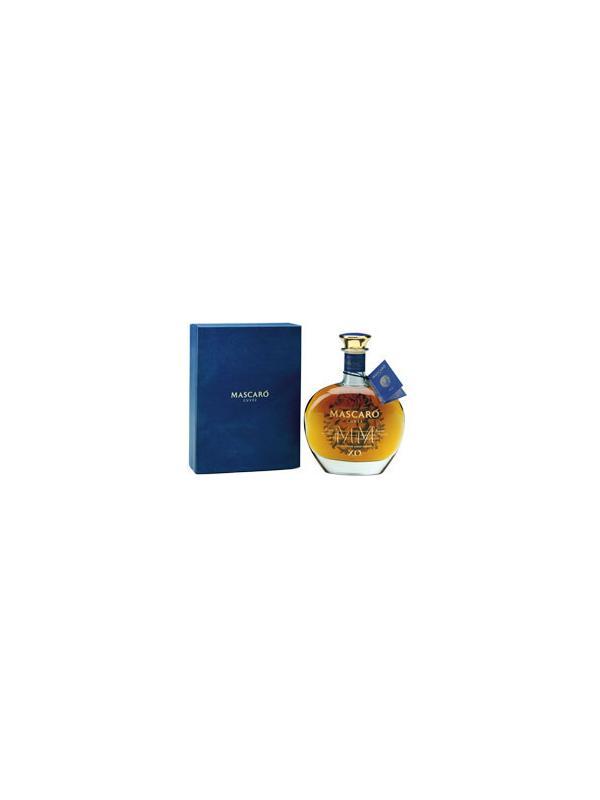 MASCARO CUVEE MILLENIUM X.O. 0,70 L. - Brandy de Solera