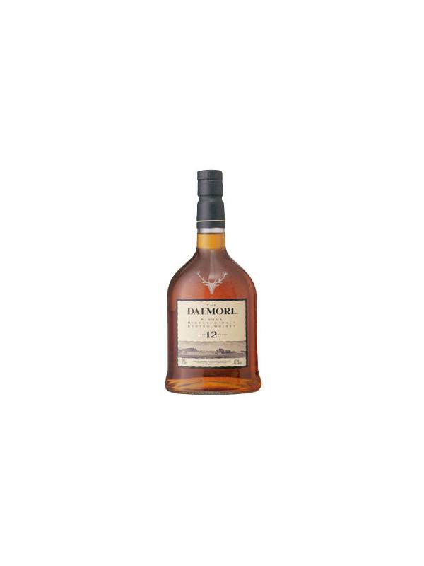 THE DALMORE 12 AÑOS 0.70 L. - Malt Whisky