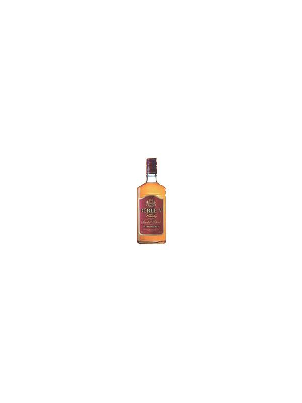 WHISKY DOBLE W 0,70 L. - Whisky Español