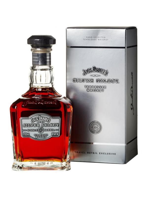 JACK DANIELS SILVER SELECT 50º 0,70 L. - Whisky americano