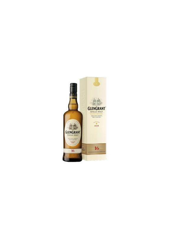 GLEN GRANT 16 AÑOS 0,70 L. - Malt Whisky