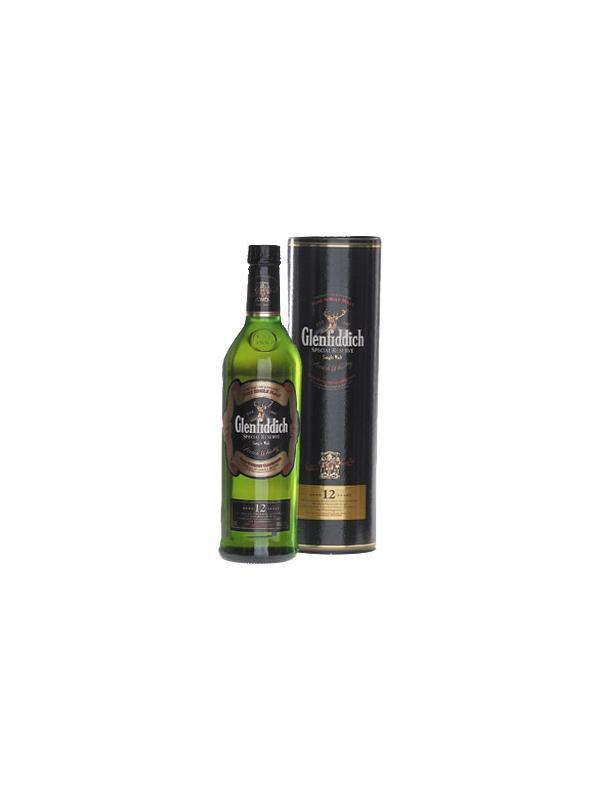 GLENFIDDICH 12 AÑOS 0,70 L. - Malt Whisky