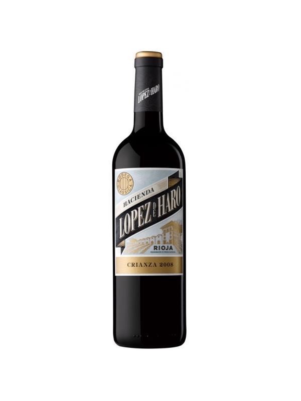 HACIENDA LOPEZ DE HARO CRIANZA - D.O. Rioja