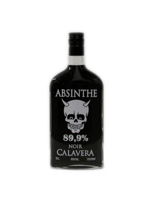 ABSINTHE 89.9º NEGRA CALAVERA 0,70 L.