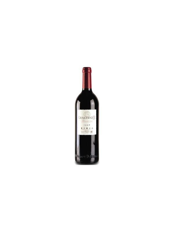 LEALTANZA RESERVA - D.O. Rioja Tinto