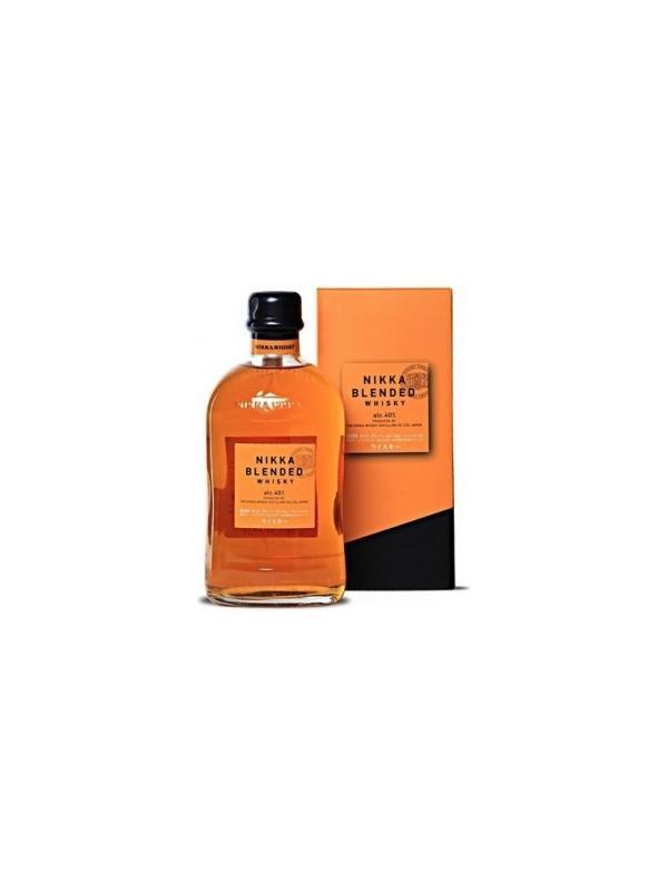 NIKKA BLENDED 0.70 L. - Whisky de Japón