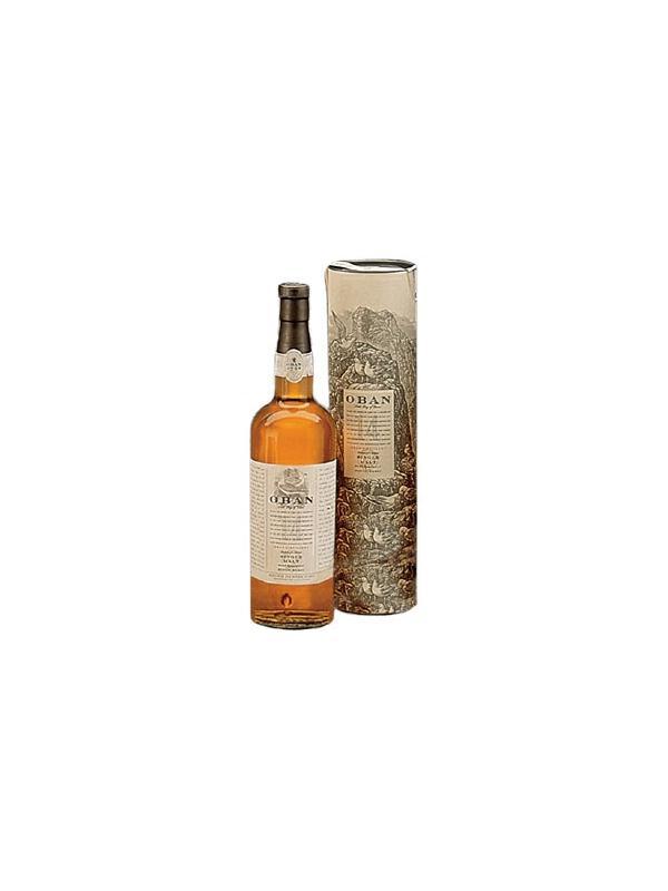 OBAN 14 AÑOS 0,70 L. - Malt Whisky