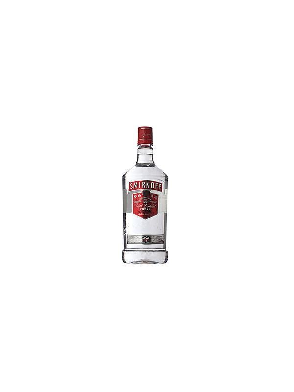 VODKA SMIRNOFF RED 1.75L. PET - Vodka