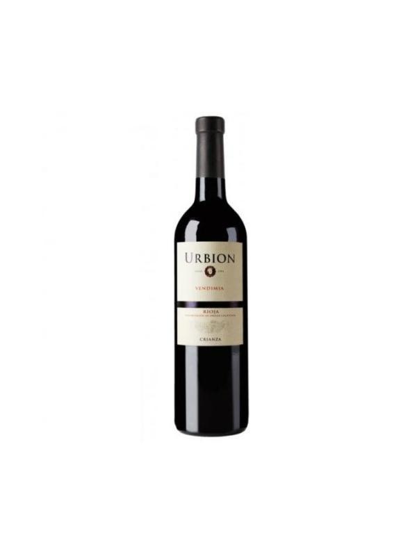 URBION CRIANZA 2009 - Vino Tinto crianza: D.O. Rioja