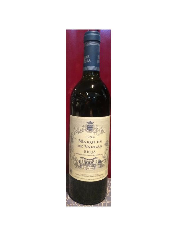 MARQUES DE VARGAS RESERVA 1994 - D.O. Rioja Tinto