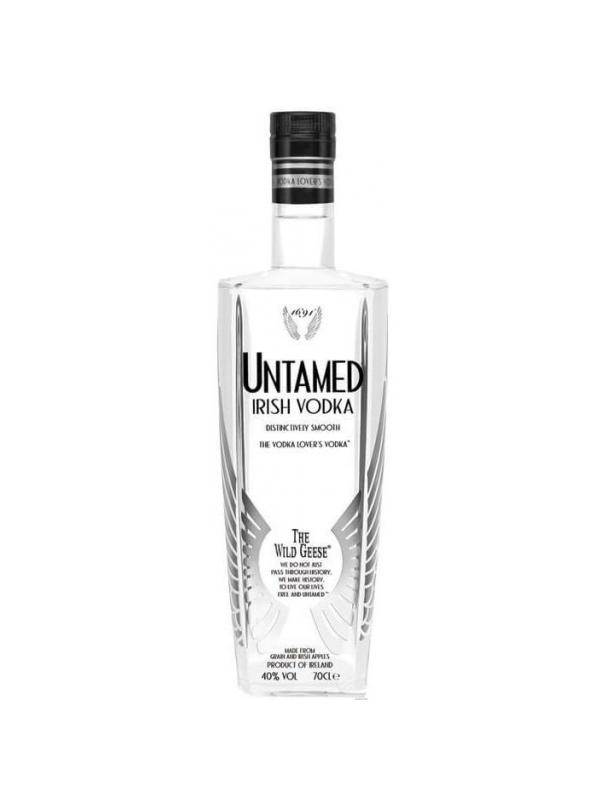 UNTAMED IRISH VODKA 0.70 L. - Vodka de Irlanda