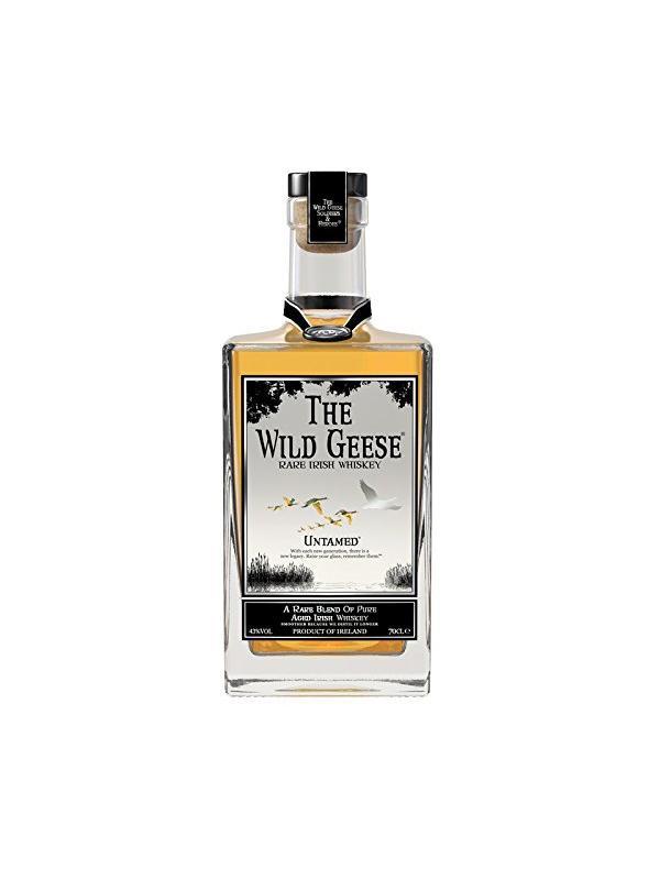 THE WILD GEESE RARE IRISH WHISKEY 0.70 L. - Irish Whisky