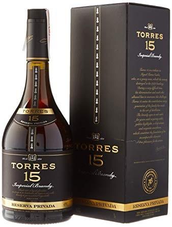 TORRES 15 RESERVA PRIVADA 1 L.