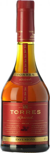 TORRES SPICED SPIRIT DRINK 0.70 L.