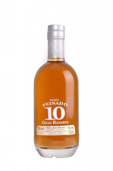 PEINADO SOLERA 10 AÑOS 0.70 L. - Brandy de Solera
