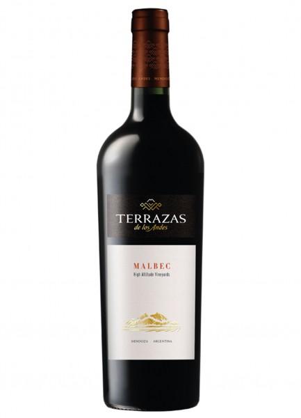 TERRAZAS DE LOS ANDES -MALBEC-