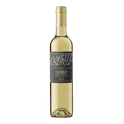PRINCE DE SAINT-AUBIN SAUTERNES 50 CL. - Vino Blanco Dulce de Francia