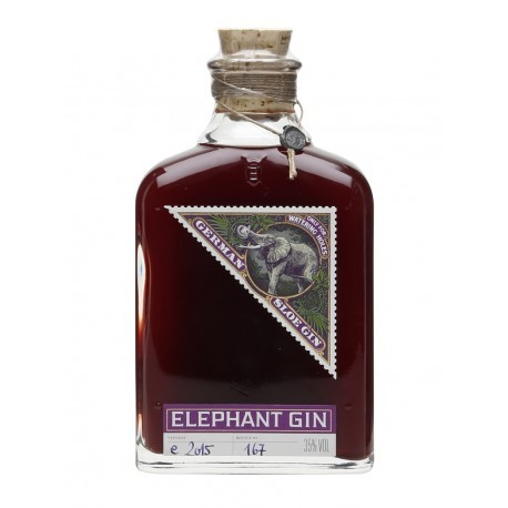 GIN ELEPHANT SLOE 0.50 L.