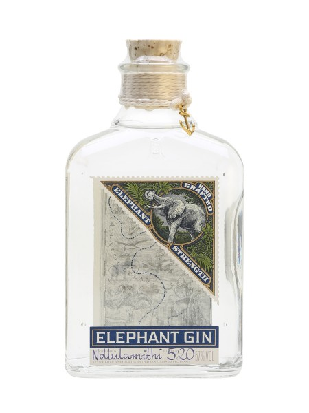 GIN ELEPHANT STRENGTH 57º 0.50 L. - London Dry Gin hecha en Alemania