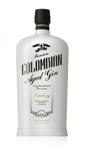 GIN COLOMBIAN ORTODOXY 0.70 L