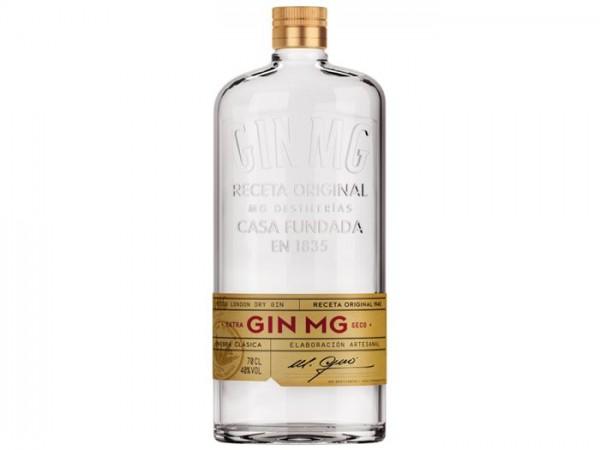 GIN MG CLASICA SECA 0.70 L. - Ginebra Española