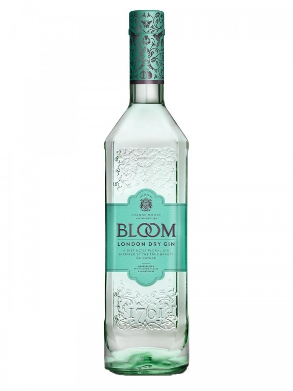 GIN BLOOM PREMIUM 1 L. - Ginebra