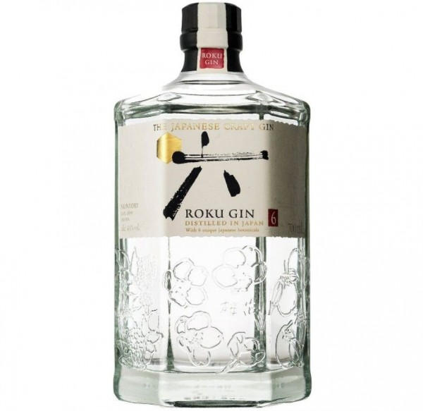 GIN ROKU SUNTORY 0.70 L.
