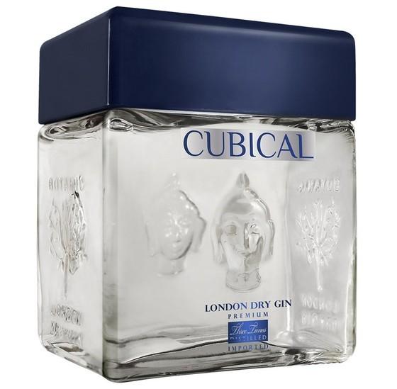 GIN CUBICAL (BOTANIC) PREMIUM 0.70 L. - Gin premium