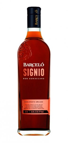 RON BARCELO SIGNIO 0.70L. - Ron de la Republica Dominicana
