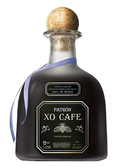 TEQUILA PATRON XO CAFE 1 L.