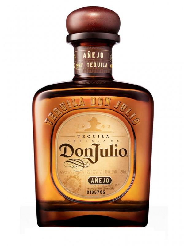 TEQUILA DON JULIO AÑEJO 0.70 L. - Tequila de México