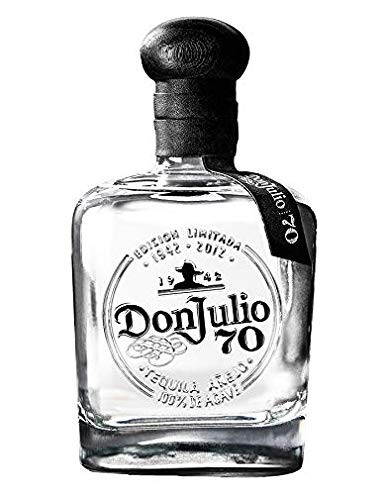 TEQUILA DON JULIO 70TH 0.70 L.