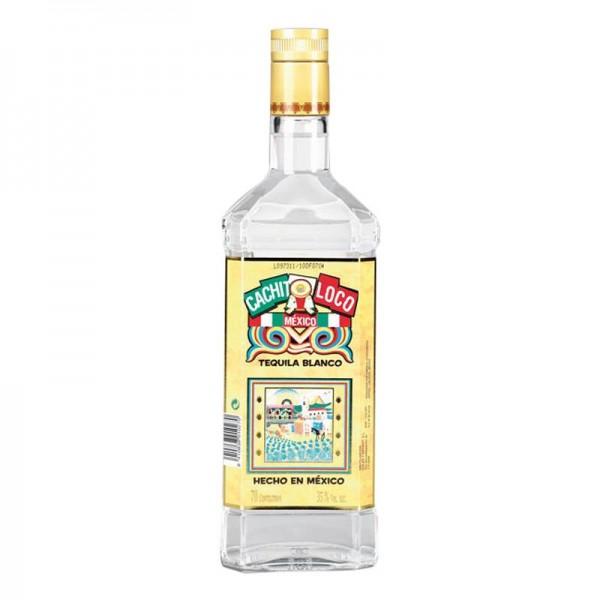 TEQUILA CACHITO LOCO BLANCO 0.70 L. - Tequila de México