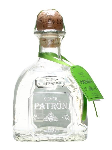 TEQUILA PATRON SILVER 1 L.