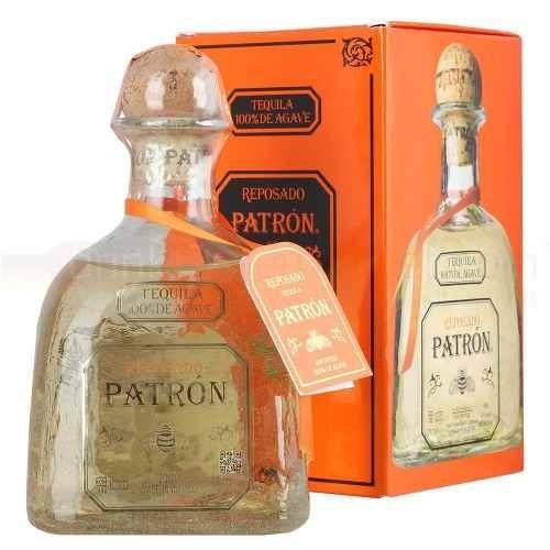 TEQUILA PATRON REPOSADO 1 L.