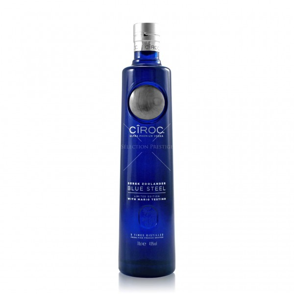 VODKA CIROC BLUE STELL 0.70 L.
