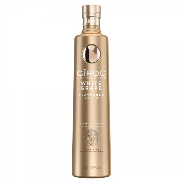 VODKA CIROC WHITE GREIP 0.70 L. - Vodka