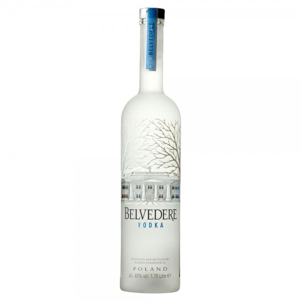 VODKA BELVEDERE 1,75 L.
