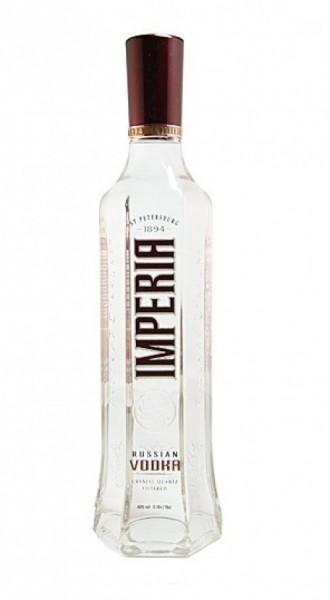 PETACA VODKA RUSSIAN STAND IMPERIA 0.50 L. - Vodka de Rusia