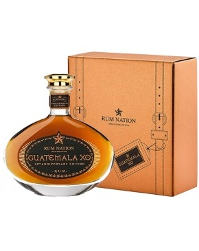 RON NATION GUATEMALA X.O. 0.70 L.