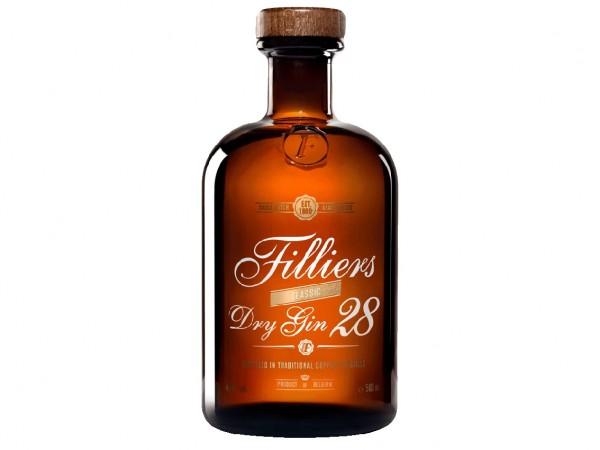 GIN FILLIERS 28 CLASSIC 0.50 L.