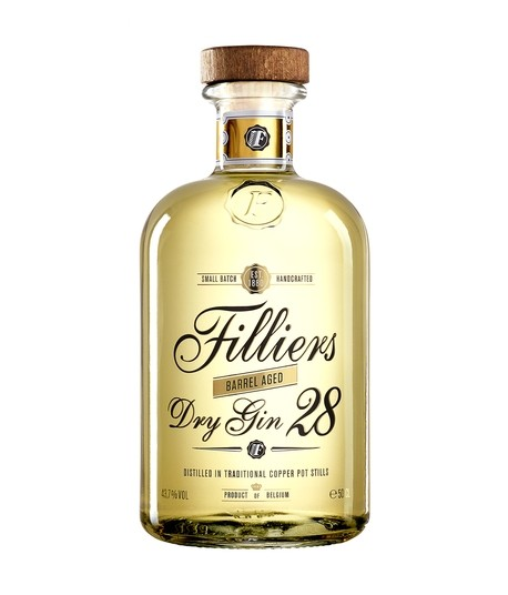 GIN FILLIERS 28 BARREL AGED 0.50 L.